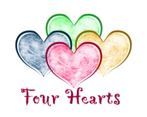 Four Hearts 1