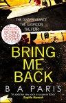Bring Me Back 1