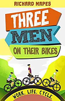 Three Men On Their Bikes